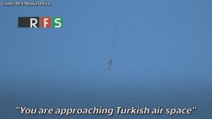 Turkish Military releases audio of 'Warning' sent to Russian warplane