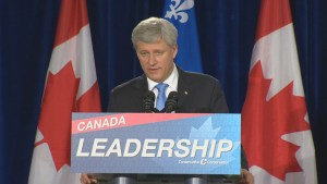 Economic challenges are the most important thing facing Canada: Harper
