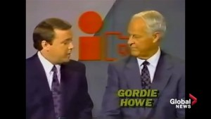 'I'm excited for him': Gordie Howe said before Wayne Gretzky broke his scoring record