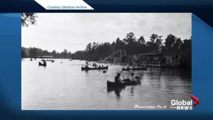 The history of Bowness Park