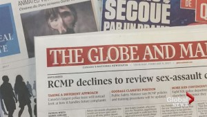 Should Quebec bail out its print media?