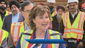 B.C. reacts to Trump's tariff on Canadian softwood