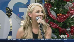 "Madeline Merlo performs 'Jolly Ol Redneck"""