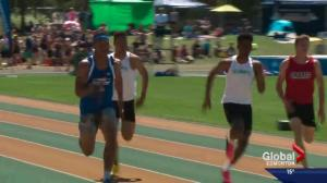 Provincial high school track and field championship wraps up in Edmonton