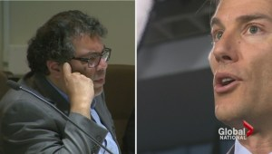 Pipeline debate pits Vancouver's Robertson against Calgary's Nenshi