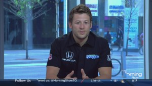 Marco Andretti and the Honda Indy