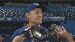 John Gibbons reacts to news of Chris Colabello 80 game PED suspension