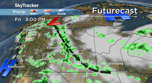 Saskatoon weather outlook: 50mm rain in Sask. with more on the way!