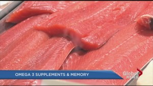 Study says Omega-3 supplements have no effect on memory loss in seniors