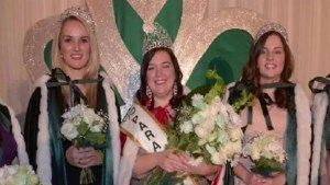 Queen crowned for Montreal's 2016 St. Patrick's Day Parade