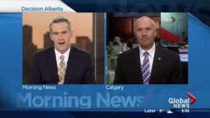 Debate recap: Alberta Party leader Greg Clark on Global Edmonton