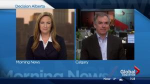 Debate recap: PC party leader Jim Prentice on Global Edmonton
