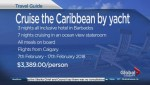 The Travel Lady: cruising the Caribbean by yacht