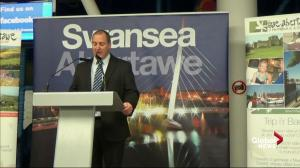 Swansea votes to leave European Union in 2016 EU referendum