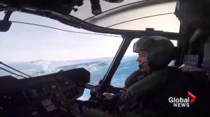 Everyday Hero: Major Leroux Canadian search and rescue pilot