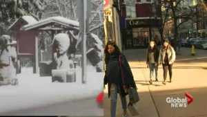 Canada's Christmas weather reversal