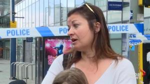 Mother who attended concert in Manchester said bags were not searched by security
