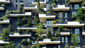 Skyscrapers in Milan are the first buildings built as a forest