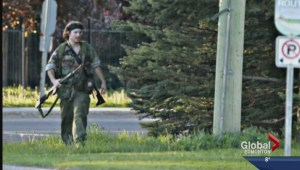 RCMP arrest Moncton shooting suspect