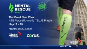 The Great Stair Climb: Climbing 34 floors for 24 hours in the name of mental health