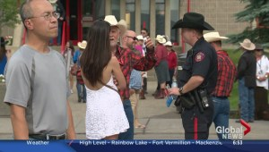 Sexual Health Centre gears up for #SafeStampede campaign