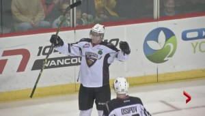 Keep an eye on hockey prospect Tyler Benson