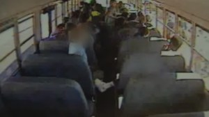 Arizona school bus driver locks kids on board for rowdy behaviour