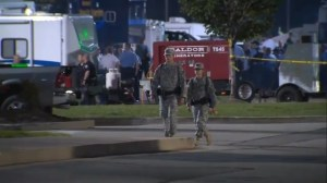 National Guard departing Ferguson after peaceful night of protests