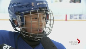 Hockey holiday in Canada for Beijing skaters
