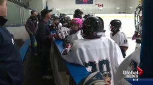 'Checking In' to curb 'rink rage'