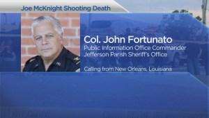 New details in the shooting death of Saskatchewan Roughrider Joe McKnight