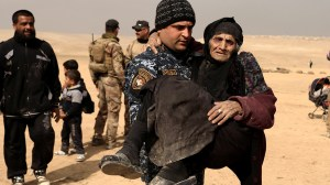 90-year-old tells of how she escaped Mosul