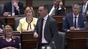 Patrick Brown suggests AG Yasir Naqvi to step down following Global News investigation into Ont. Probation system