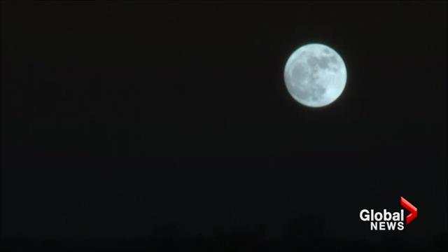Once-in-a-Lifetime Supermoon Over Connecticut Sunday, Monday Night