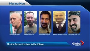 Concerns grow in Toronto's Gay Village over number of missing men