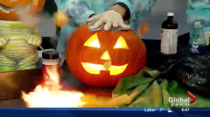 Cool Science: Exploding pumpkins and other spooktacular fun