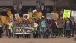 Edmonton rally held in solidarity with worldwide climate marches
