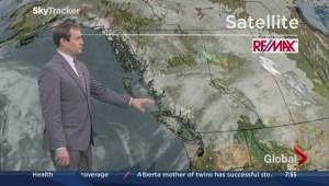 BC Morning Weather Forecast: Feb 24