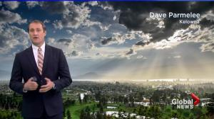 BC Evening Weather Forecast: Apr 27