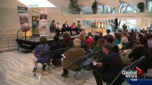 Edmonton hosts forum for federal candidates to discuss municipal issues