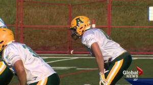 Big year for Alberta Golden Bears running back Ed Ilnicki