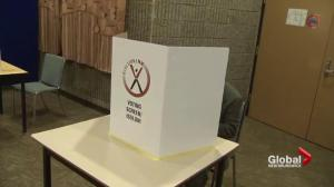 New Brunswick commits to electoral changes, many hinge on re-lection