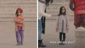 Social experiment tests how rich and poor children are treated differently