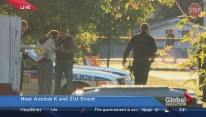 Weapons investigation leads to standoff in Saskatoon