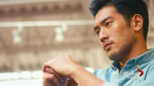 Supermodel Godfrey Gao is new face of Canadian tourism in China