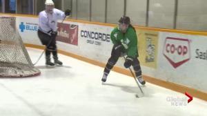 Saskatchewan Huskies women's hockey team regrouping for playoff push