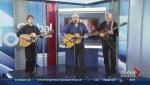 James Keelaghan Trio performs 'Safe Home'