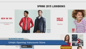 BIV: Uniqlo opening Vancouver store