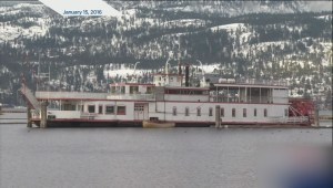 New efforts to keep Fintry Queen afloat