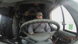 "Trucker Josh aims to alter the ""trucking"" stereotype"